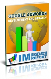 Google Adwords Development and Strategy Private Label Rights