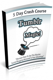 Tumblr Magic Course Private Label Rights