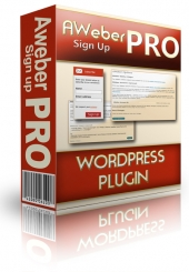 Aweber Sign Up Pro Plugin Private Label Rights
