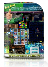 Fun Zone Game Collection Plugin Private Label Rights