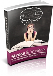 Stress And Students Private Label Rights