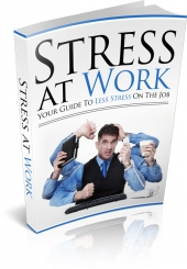 Stress at Work Private Label Rights