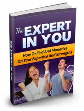 The Expert In You Private Label Rights