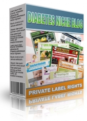 Diabetes Niche Blog Private Label Rights