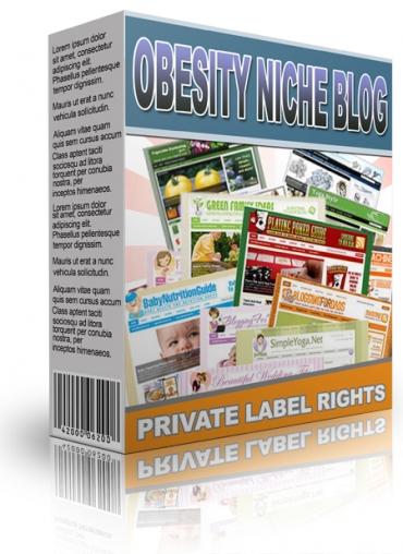 Obesity Niche Blog