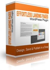 Effortless Landing Pages Plugin Private Label Rights