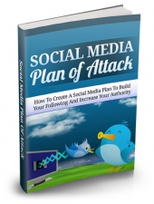 Social Media Plan Of Attack Private Label Rights