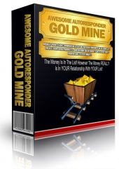 Awesome Autoresponder Gold Mine Private Label Rights
