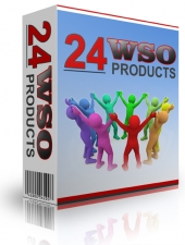 24 WSOs – Sean Mize Private Label Rights