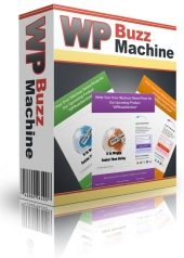 WP Buzz Machine Plugin Private Label Rights