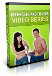 101 Health and Fitness Videos Private Label Rights