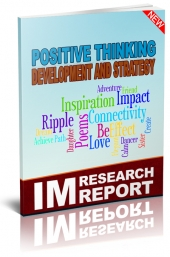 Positive Thinking Development And Strategy Private Label Rights