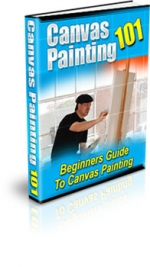 Canvas Painting 101 Private Label Rights