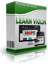 Learn Violin Niche Blog Private Label Rights
