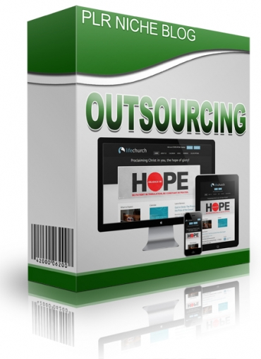 Outsourcing Niche Blog
