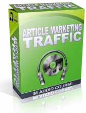 Article Marketing For Traffic Private Label Rights