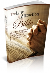 The Law Of Attraction Bible Private Label Rights