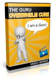 The Guru Overwhelm Cure Private Label Rights