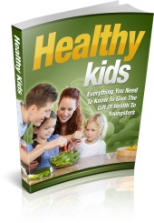 Healthy Kids Private Label Rights