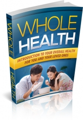 Whole Health Private Label Rights
