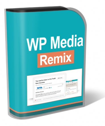 WP Media Remix Plugin
