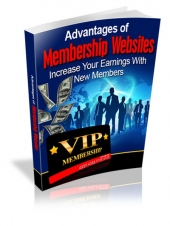 Advantages Of Membership Websites Private Label Rights