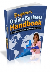 Beginners Online Business Handbook Private Label Rights