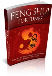 Feng Shui Fortunes Private Label Rights