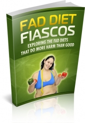 Fad Diet Fiasco Private Label Rights