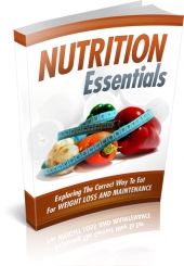 Nutrition Essentials Private Label Rights