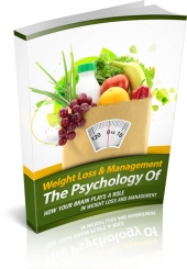 The Psychology Of Weight Loss And Management Private Label Rights