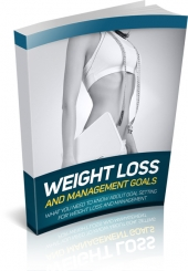 Weight Loss And Management Goals Private Label Rights