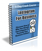 Instagram For Business Private Label Rights