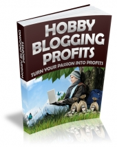 Hobby Blogging Profits Private Label Rights