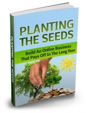 Planting The Seeds Private Label Rights