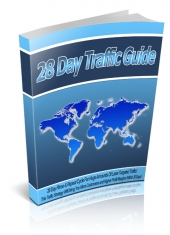 28 Day Traffic Guide Private Label Rights