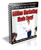 Offline Marketing Made Easy Private Label Rights
