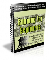 Running for Beginners Private Label Rights