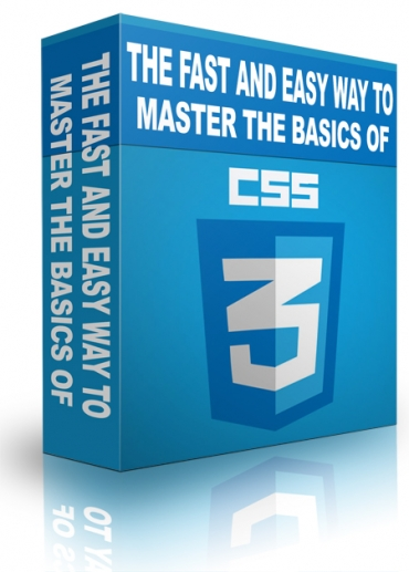 Master The Basics Of CSS3