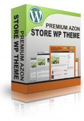 Premium Azon Store WP Theme Private Label Rights