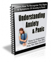 Understanding Anxiety & Panic Private Label Rights