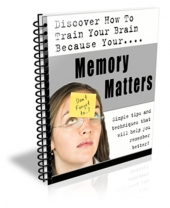 Memory Matters Private Label Rights
