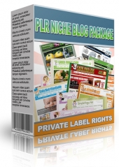 10 PLR Niche Blogs for June 2013 Private Label Rights