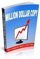 Million Dollar Copy Private Label Rights