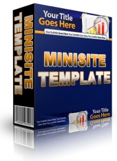 Minisite Template Private Label Rights