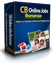 CB Online Jobs Bonanza Private Label Rights