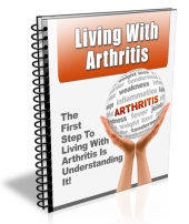 Living With Arthritis Private Label Rights