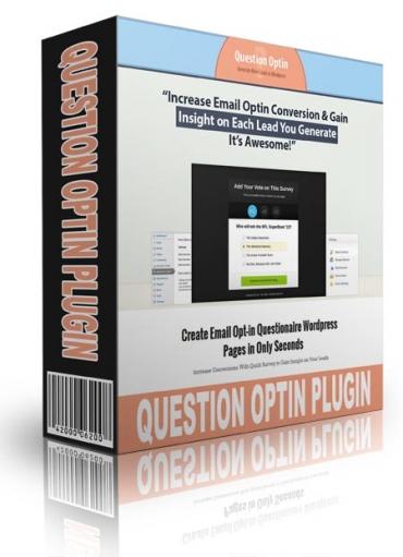 Question Optin Plugin
