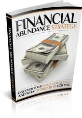 Financial Abundance Strategy Private Label Rights