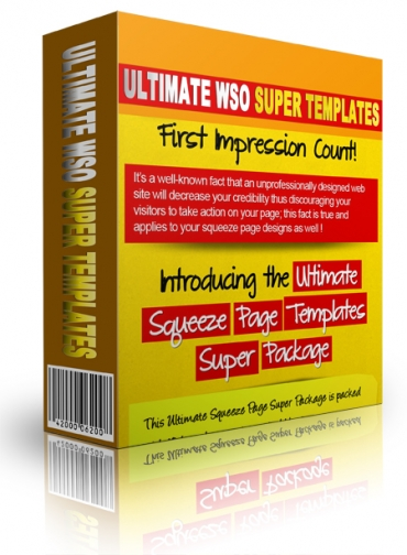Ultimate WSO Super Templates